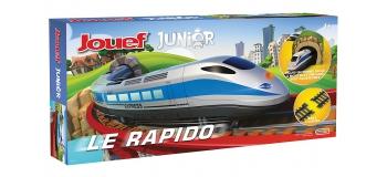 Modélisme ferroviaire : JOUEF HJ1501 - Coffret Junior Le rapido