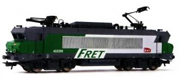 modelisme ferroviaire Jouef HJ2089 Locomotive électrique BB 22298