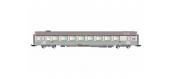 Modélisme ferroviaire : JOUEF - HJ4125 - Voiture Mistral 69, SNCF, époque IV