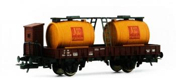 Jouef HJ 6049 Wagon à bi foudres pour jus de raisin