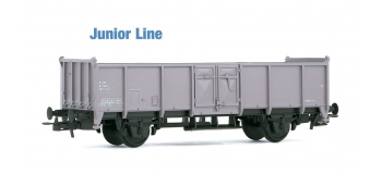 JOUEF JUNIOR HJ6105 - Wagon tombereau gris