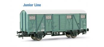 JOUEF JUNIOR HJ6107 Wagon couvert vert