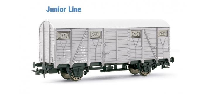JOUEF JUNIOR HJ6108 Wagon couvert gris