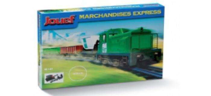 Coffret Marchandise Express
