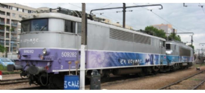 Locomotive électrique BB 9282