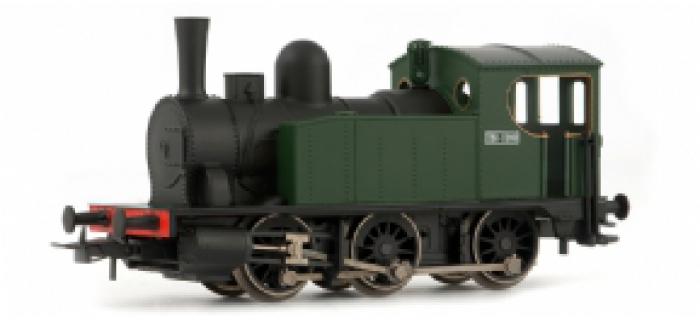 modelisme ferroviaire JOUEF HJ2127 Locomotive tender à vapeur 030