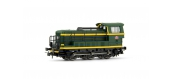 Modélisme ferroviaire : JOUEF - HJ5001 - Locomotive Diesel C61000