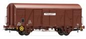 """Modélisme ferroviaire  : JOUEF HJ6164 - wagon couvert à deux essieux du type Gss 4.01 """"Bagages Express"""""""