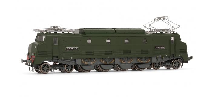 """JOUEF HJ2163 - Locomotive électrique 2D2 5500 """"Waterman"""", époque IV"""