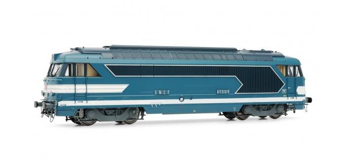Train électrique : JOUEF HJ2268A - Locomotive Diesel BB67328, SNCF, Nîmes