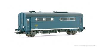 HJ4082 - Fourgon chaudière 1300 kg, C966, époque IV, SNCF * - Jouef