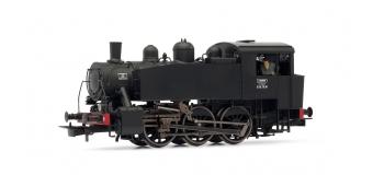 HJ2263 - Locomotive à vapeur 030 TU 20, SNCF époque III Digital sonorisée - Jouef