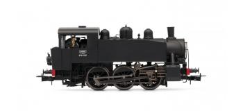 HJ2261 - Locomotive à vapeur 030 TU 16, SNCF époque III Digital sonorisée - Jouef