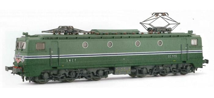 jouef hj2042 Locomotive Electrique CC 7155