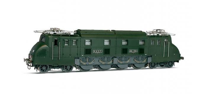 jouef HJ2065 Locomotive Electrique 2D2 5541, non jupée