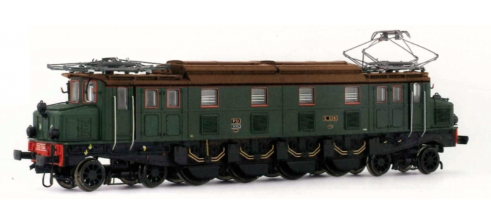 jouef HJ2067 Locomotive Electrique 2D2, version PO, 2D2 E 526