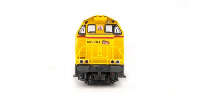 TRAIN ELECTRIQUE BB69204 INFRA