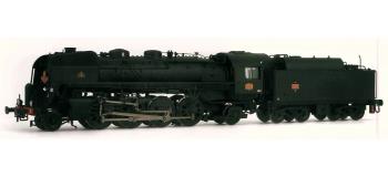 jouef HJ2105 Locomotive à vapeur 141 R 1173, DC