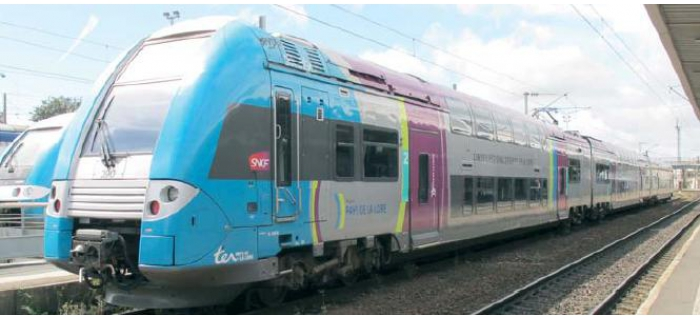 JOUEF HJ2120 Automoteur pays de loire modelisme ferroviaire