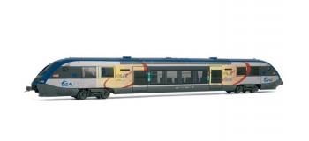 train electrique JOUEF HJ2132 X73500 Lorraine