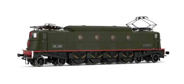 Jouef HJ2135 Locomotive Electrique 2D2 E 502, ETAT
