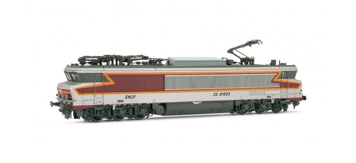 Locomotive Electrique CC 21003, SNCF