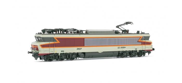 Locomotive Electrique CC 21004, SNCF