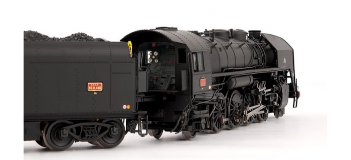 Jouef HJ2150 141 R 446 - dépôt de Mulhouse-nord train electrique