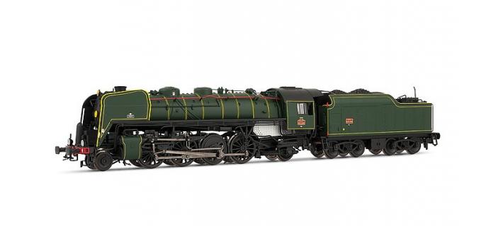 jouef HJ2153 141 R 460 - tender charbon - dépôt de Thouars * train electrique
