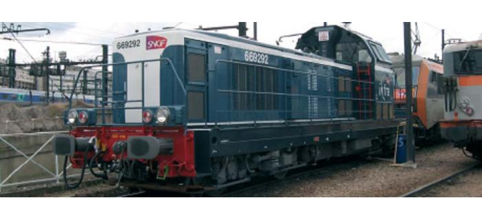 HJ2157 LOCOMOTIVE DIESEL BB 69292 livrée