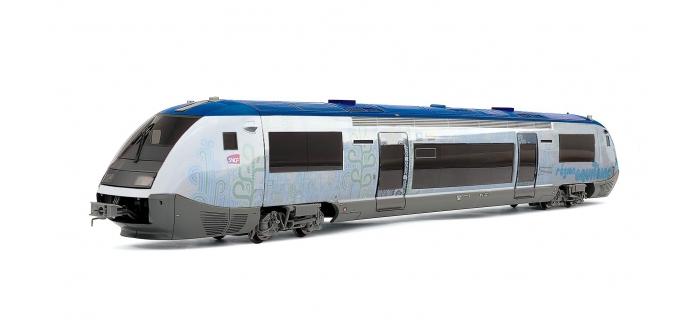 Train électrique : JOUEF HJ2197S - Autorail X73500, livrée
