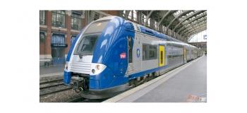 Train électrique : JOUEF HJ2201 - Automotrice électrique Z24500, région Nord Pas de Calais, 3 caisses.