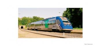 Train électrique : JOUEF HJ2211 - Rame automotrice X72500, 2 éléments, région Auvergne