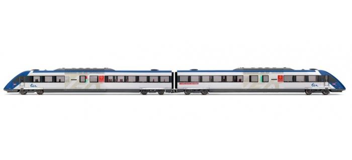 Train électrique : JOUEF HJ2213 - Rame automotrice diesel 2 éléments TER X-72500 livrée région Midi Pyrénées