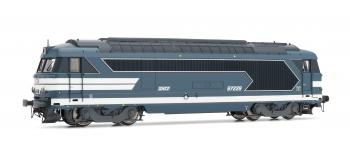 Tain électrique : JOUEF HJ2222 - Locomotive Diesel BB 67235, livre?e bleue. - SNCF Sonorisée