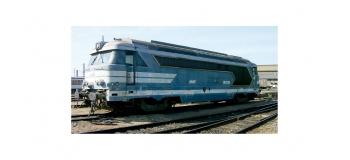JOUEF HJ2222 - Locomotive Diesel BB 67235, livre?e bleue. - SNCF Sonorisée
