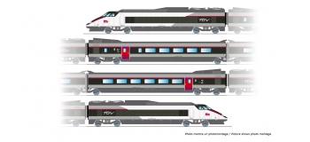 Train électrique : JOUEF HJ2231 - TGV Sud-Est nouvelle livrée