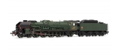 Modélisme ferroviaire : JOUEF HJ2238 - Locomotive à vapeur 241 P 6, tender 34P, version d'origine