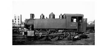 Train électrique : JOUEF HJ2263 - Locomotive à vapeur 030 TU 20, SNCF époque III Digital sonorisée