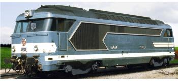 Train électrique : JOUEF HJ2265B - Locomotive Diesel BB67060 dépôt de Caen, époque III DCC SON
