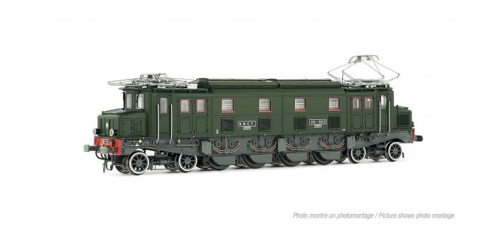 Train électrique : JOUEF HJ2286S - Locomotive e?lectrique 2D2 5511