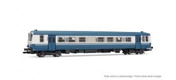 Train électrique : JOUEF HJ2290 - Autorail X 2100, livre?e bleu / blanc