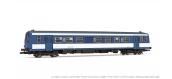 Train électrique  : JOUEF HJ2318 - Autorail Autorail Diesel X2100, livrée bleu clair/blanc, SNCF