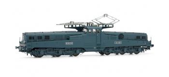 Modélisme ferroviaire : JOUEF HJ2332 - Locomotive électrique CC14101 SNCF, livrée bleue d'origine avec ventilateur latéral