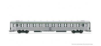 Train électrique : JOUEF HJ4079 - Voiture DEV inox de 2ème classe cartouche Corail, SNCF