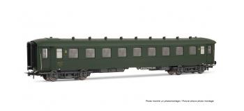 Train électrique : JOUEF HJ4092 - Voiture de 2ème classe ex DR de la SNCF, époque III