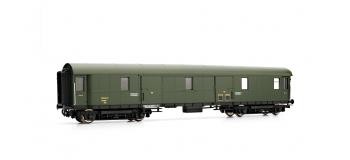 Maquettes : JOUEF HJ4094 - Fourgon ex DR de la SNCF, époque III