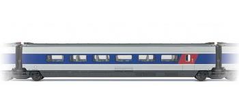 Modélisme ferroviaire : JOUEF HJ4115 - Voiture intermédiaire TGV Sud Est 1ère classe