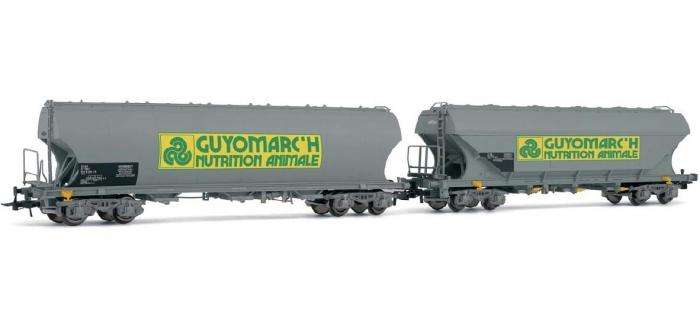 jouef HJ6022 Wagons céréaliers