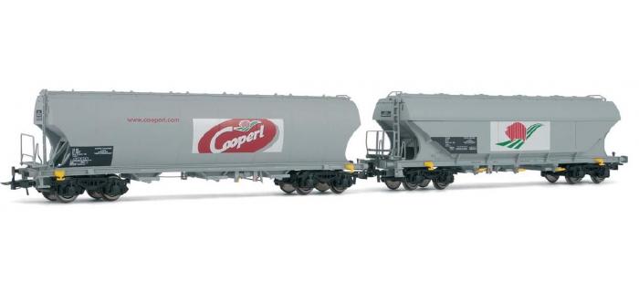 jouef HJ6040 Wagons céréaliers